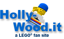 Holly-Wood.it - a LEGO fan site