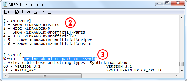 LSynth Screen 2
